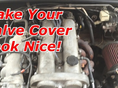 DIY Paint Your Valve Cover