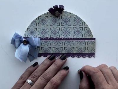 Beanie Hat Gift Card Holder