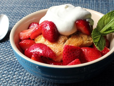 Classic Strawberry Shortcake Recipe - How to Make Strawberry Shortcake