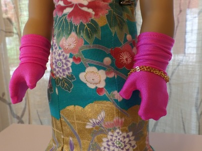 How to Make Doll Gloves Pt. 3