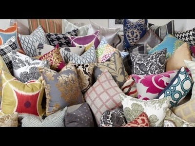 Learn To Make BIG PROFITS Selling Pillows!