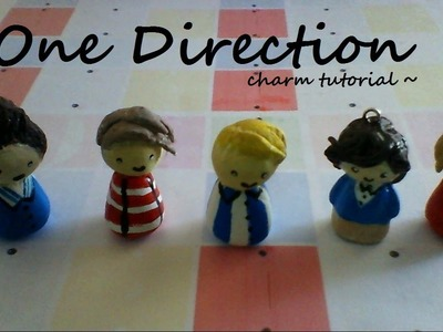 One Direction charm tutorial ~