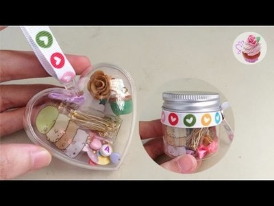 Valentine's DIY: Love in a jar