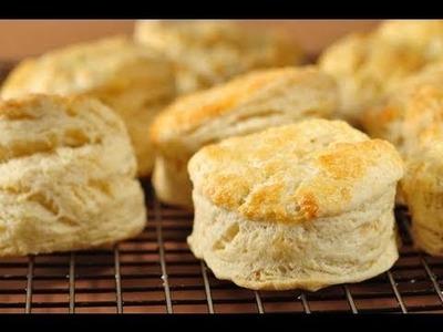 Biscuits Recipe Demonstration - Joyofbaking.com
