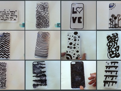 DIY iPhone Case Designs