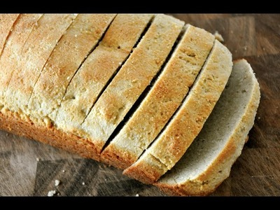 Easy Paleo Bread Recipe
