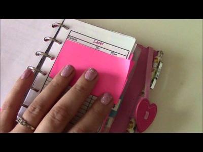 Filofax: How I Use My Pocket Size As A Wallet
