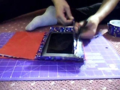 How to Make a Duck Tape Tablet Cover