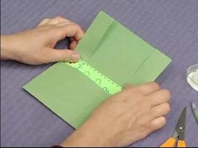 How to Make Pop-Up Cards & Envelopes : How to Make a Simple Handmade Envelope: Part 1