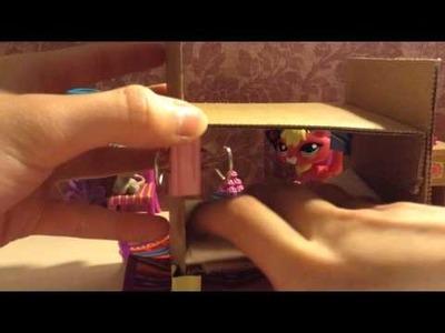 LPS DIY: Bunkbed