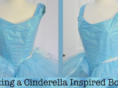Making a Cinderella Inspired Dress : Part One