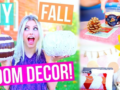 DIY Fall Room Decor Ideas! Cute + Easy! | Aspyn Ovard