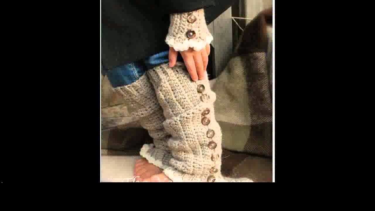 Free crochet leg warmers free patterns