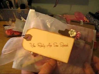 Glassine Giftbags and Favor Box