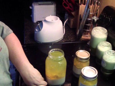 How I make laundry detergent