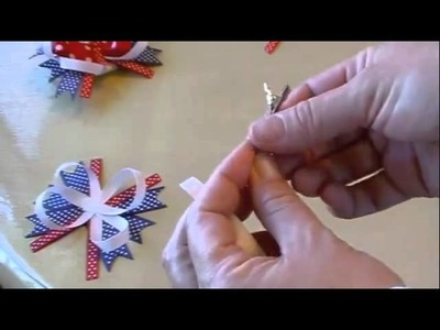 How To   Multi Ribbon Hair Bows