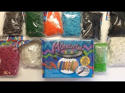 HUGE Rainbow Loom Haul!