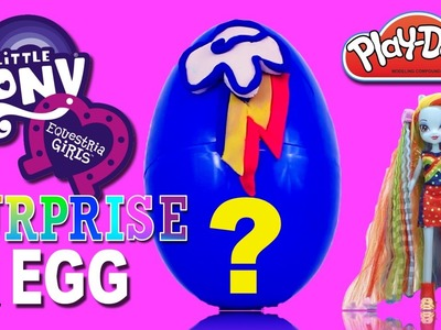 My Little Pony EQUESTRIA GIRLS MLP Surprise Egg