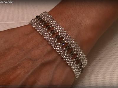 Potawatomi Stitch Bracelet