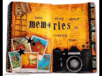 Art Journal : memories