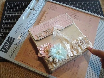 Card Box for your 6x6 Dimensional Cards Tutorial