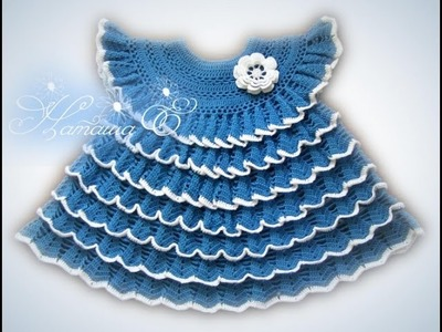 Children: dresses. Free Crochet Patterns for Children