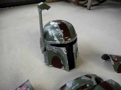 Custom Mandalorian Armor Part 4