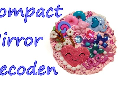 Decoden Compact Mirror Tutorial by feelinspiffy