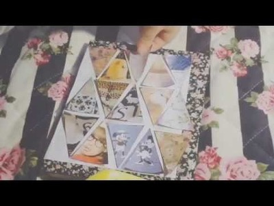 DIY: Diary Design Notebook