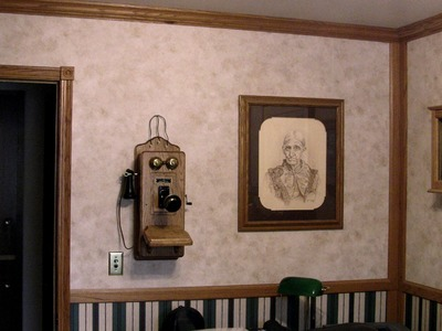 DIY - Functional Antique Looking Telephone - Early 1900's