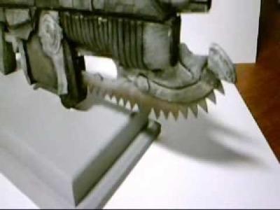 DIY Gears of War Lancer