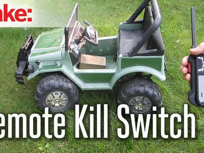 DIY Hacks and How Tos   Remote Kill Switch