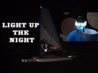 DIY Kayak Navigation Lights