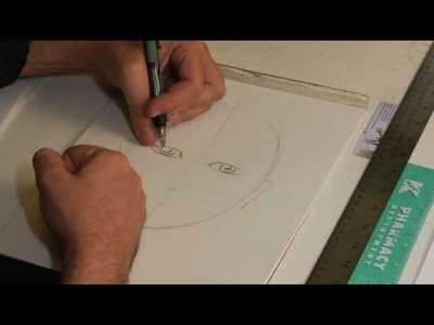 Drawing Lessons : How to Draw a Face