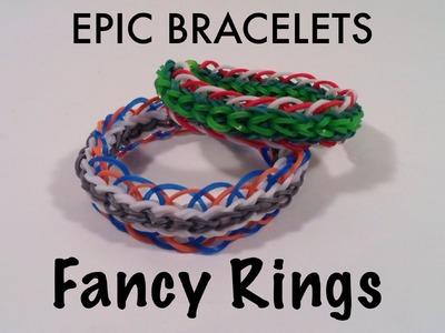 Fancy Rings Bracelet Tutorial
