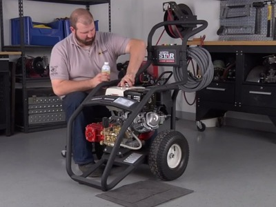 How To Winterize Your Cold Water Pressure Washer