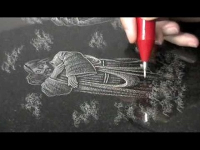 Learn To Draw and Etch, Engrave