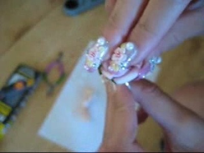Make your own Hime ring