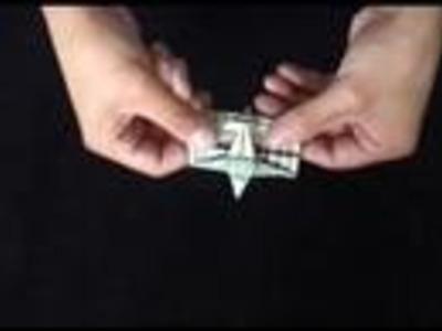 Money Origami | Dollar Bill Origami Armadillo