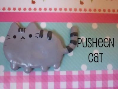 Pusheen cat tutorial