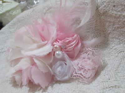 Shabby Chic Baby Headbands