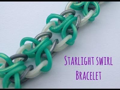 Starlight swirl bracelet designed by @puglover516