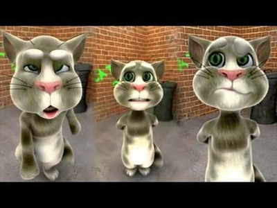 Talking Tom Cat Bêbado