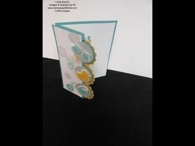 Triple Flip Card- Creative Fold Video Series