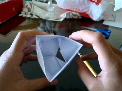 Unbelievable paper toy Tutorial part 2.2