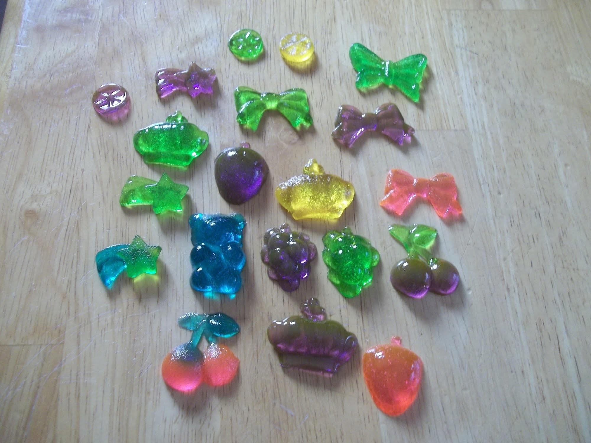3D Gummy Sticker DIY Kit
