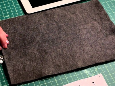 DIY Constellation iPad or eReader case