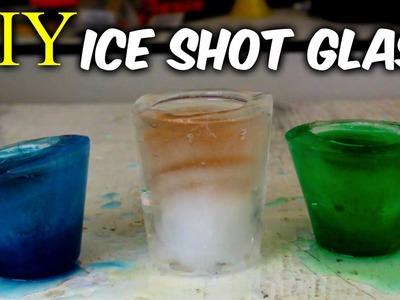 DIY Ice Shot Glass