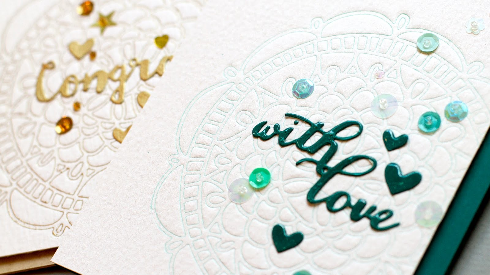 Faux Detailed Letterpress