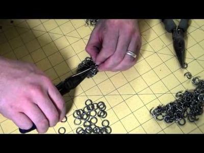 How to Make a Chainmail Bag
